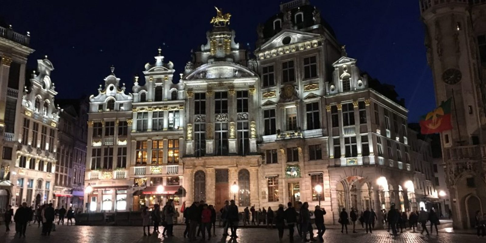 Beautiful Belgium Break – 3 Nights Just £113pp